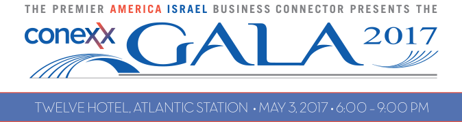 Conexx Gala Bridge Logo with Date