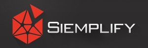 Siemplify Black Logo 3D